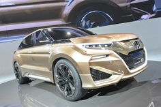 Honda Concept D Shanghai Redesign Picture Wallpaper