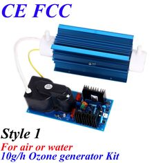 104.98$  Watch here - http://ali4lo.worldwells.pw/go.php?t=32420341244 - CE EMC LVD FCC customized design ozone generator water treatment 104.98$