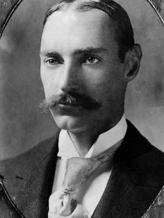 John Jacob Astor IV, Millionaire Businessman and Inventor, Was Killed in RMS Titanic Disaster, 1910 Premium Poster Print, 24×32