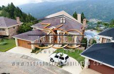 Casa en Pico del Aguila Ruitoque Condominio Mansions, House Styles, Home Decor, Condos, Style At Home, Houses, Real Estate, Decoration Home, Manor Houses