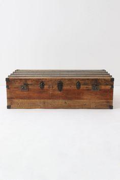 Traveler Coffee Table - Anthropologie.com #Anthropologie #PinToWin