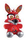 "Nightmare Foxy Five Nights at Freddy's Funko 6"" Plush Wave 2"