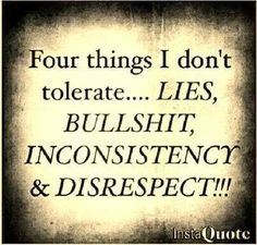 Tired of lying, back stabbing, manipulating people-- wolves in sheep clothing.