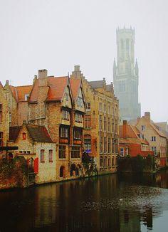 Bruges, Belgium #travel