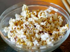 THE best kettle corn recipe...made this tonight and seriously tastes like the real deal!