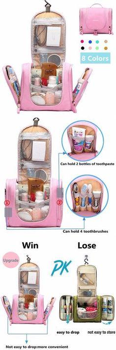 $12.99 Woman Travel Storage Bag Polyester Nylon Waterproof Multifunction Storage Bag