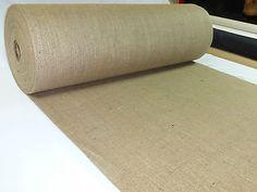 "HESSIAN BURLAP JUTE FABRIC - Weddings, Upholstery, Craft (72"" wide - 10oz)  | eBay"