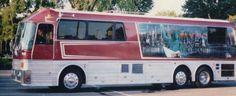Custom Eagle Coach
