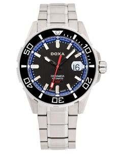 I've got 10% coupon code for sharing this product. Doxa Into The Ocean 705.10.191.10 men's watch