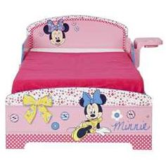 Your little one will love their room with this Disney Frozen Cosytime Bed And Toy Box Pack. This Cosytime toddler bed is the perfect transition from a cot to a bed, featuring a child friendly design with safety sides and low to the ground for easy access. The Cosytime Toy Box is ideal for any Frozen fan, perfect for storing all their favourite Frozen toys.