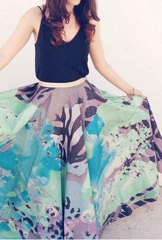 That Boho Chick: Skirts/Dresses
