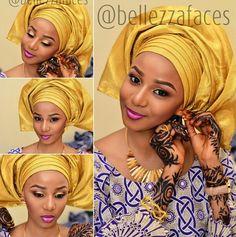 Be Ready To Be Wowed! WDN Hausa Brides LookBook - Wedding Digest Naija