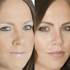 Common makeup Mistakes | The difference in the application of makeup makes a HUGE difference!
