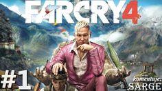 Zagrajmy W Far Cry 4 [Ps4] Odcinek #1 - Wielka Przygoda W Regionie Kyrat