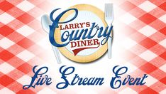 Larry's Country Diner Snack Recipes, Snacks, Burger King Logo, Chips, Country Roads, America, Food, Travel, Snack Mix Recipes