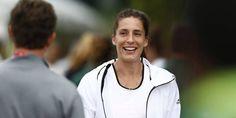 """Wimbledon: Andrea Petkovic """"vole"""" une balle à un ramasseur !"""