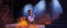 First image from Pixars Coco