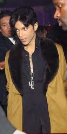 Este es Prince... BUFF!