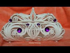 Шкатулки из шпагата #16 - YouTube Bobbin Lacemaking, Craft Tutorials, Craft Ideas, Stained Glass Patterns, Decoration, Crochet Flowers, Lion Sculpture, Diy Crafts, Creative
