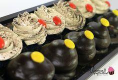 Mini cupcakes Tiramisu & Ice-cream