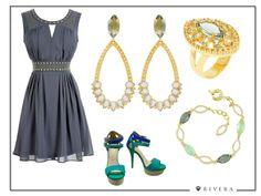 Capriche no look e aproveite bem o seu fim de semana. Visite a loja virtual Rivera Joias: www.riverajoias.com.br