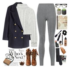 """""""2398. Dreams"""" by chocolatepumma ❤ liked on Polyvore featuring ZeroUV, T By Alexander Wang, H&M, Bamford, Wild Diva, NARS Cosmetics, Bobbi Brown Cosmetics, Falke, Shop Succulents and MAC Cosmetics"""