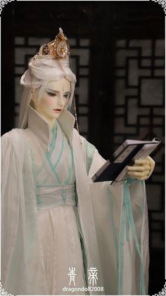 Anime Dolls, Bjd Dolls, Enchanted Doll, Fantasy Art Women, Asian Doll, China Dolls, Cosplay, Traditional Fashion, Fairy Dolls