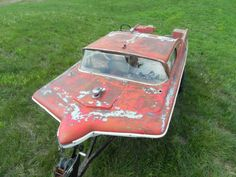 Boating and Boat Show Photos - 1964 Dixie BARN FIND - A great classic boat. Classic Boats For Sale, Old Boats For Sale, Glass Boat, Row Row Your Boat, Boat Restoration, Cabin Cruiser, Boat Kits, Vintage Boats, Boat Projects