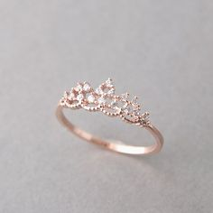 Princess Tiara Ring Rose Gold Anel de TiaraTiara (disambiguation) A tiara is a form of crown. Tiara may also refer to: People with the name Tiara include: Cute Rings, Pretty Rings, Beautiful Rings, 15 Rings, Simple Rings, Halo Rings, Unique Rings, Cute Jewelry, Jewelry Rings