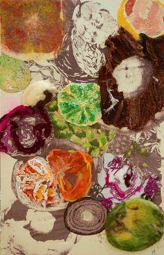 Close Up- GCSE- Art Textiles Wellington College