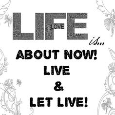 Live - fb page livelife