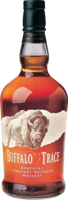 Buffalo Trace Bourbon - very tasty smooth not too hot good straight or over ice.
