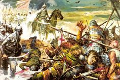 Bataille du Yarmouk - HISTORIQUEMENT GUERRIER. Khalid Bin Waleed's Army Vs. Byzantium Army. Khalid was one of the best tactician commanders who never lost a battle. His victories against Byzantine and Persian superpower empires of the time are classic.
