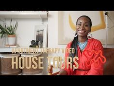 Akhira Ismail's 288 sq. ft. Eclectic Cozy Brooklyn Apartment - Apartment Therapy Video - YouTube