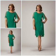 Knee Length Mother Of The Bride Dresses 2015 A Line Chiffon Short Sleeve Jewel Neck For Weddings Mother Of The Groom Gowns Beach Wedding Mother Of The Bride Dresses Burgundy Mother Of The Bride Dress From Wheretoget, $73.3| Dhgate.Com