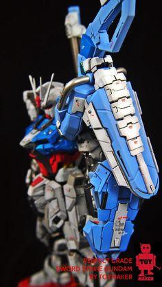 GUNDAM GUY: PG 1/60 Perfect Strike Gundam - Customized Build