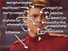 Star Trek Reboot Bones I lost it at grumplybump