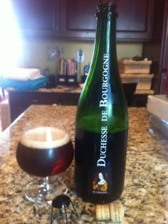 Duchesse de Bourgogne, 6% 5/10 from Brouwerij Verhaeghe is a traditional Flemish red ale. A little sweeter compared to Rodenbach.
