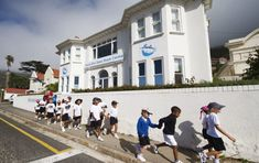 The SOSF Shark Education Centre is an attraction not to be missed. It boasts a carefully selected collection of state-of-the-art exhibits that. Marine Ecosystem, Education Center, Experiential, Cape Town, Shark, Centre, Environment, Street View, Ocean
