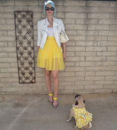 Marigold skirt