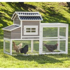 You'll love the Urban Barn Chicken Coop at Wayfair - Great Deals on all Pets  products with Free Shipping on most stuff, even the big stuff.