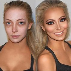 116 Best Before And After Images Gorgeous Makeup Beauty Makeup