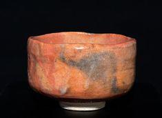 Superb Aka Raku Chawan by greatest Kichizaemon Konyu (item detailed views) Chawan, Serving Bowls, Decorative Bowls, Asia, Antique, Japanese Language, Antiques, Mixing Bowls, Old Stuff
