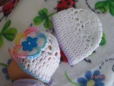 Preemie Hat Project: Motif Hat for Preemies