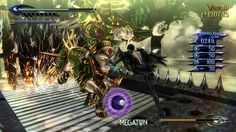 Torture attack Image from 'Bayonetta 2' Sourced 18/01/17  http://thelinc.co.uk/2014/10/bayonetta-2-review/