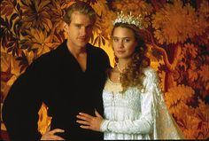 Princess Buttercup (Robin Wright Penn) and Westley (Cary Elwes) The Princess Bride