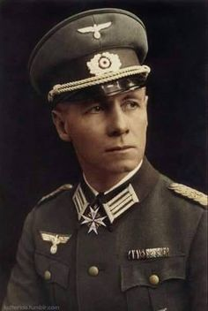 Erwin Rommel *Rare photo before promotion to General                                                                                                                                                                                 Más