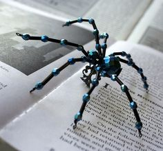Beaded spider ring!  $25