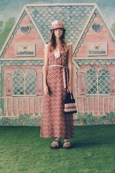 Anna Sui, Fashion Week, New York Fashion, Fashion Show, Fashion Trends, Fashion Spring, Daily Fashion, Dress Fashion, Street Fashion