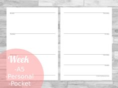 Free Planner Printables  for your Filofax / Kikki K / Websters Pages or any other Planner.      Please  read the terms of use  below befo...